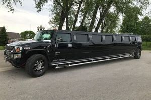 Hummer H2 Limousine booking