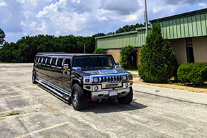 Hummer H2 Triple Axel Limo rent